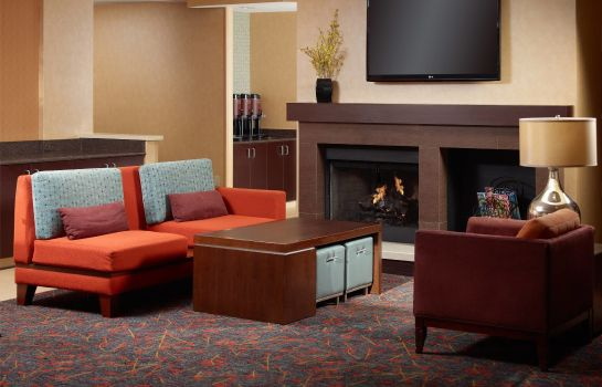 Hall de l'hôtel Residence Inn Atlanta Alpharetta/Windward