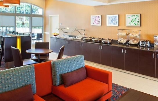 Restaurant Residence Inn Atlanta Alpharetta/Windward