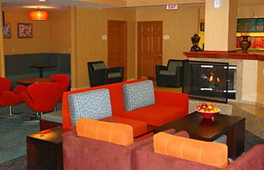 Lobby Residence Inn Buffalo Galleria Mall