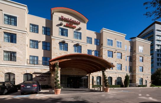 Buitenaanzicht Residence Inn Fort Worth Cultural District