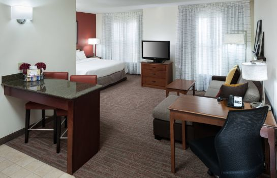 Suite Residence Inn Fort Worth Cultural District