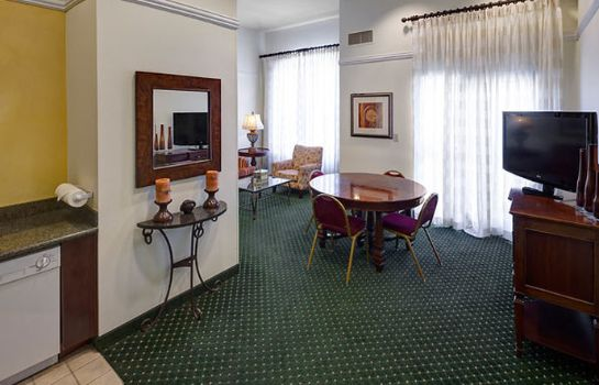 Chambre Residence Inn Fort Worth Cultural District