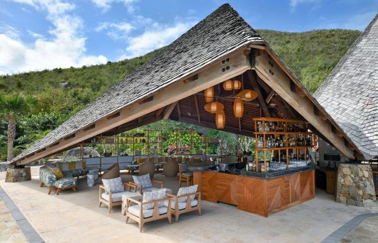 Hotel bar Rosewood Little Dix Bay