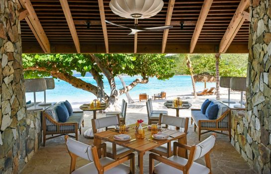 Restaurant Rosewood Little Dix Bay