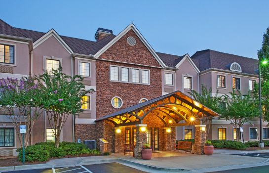 Exterior view Staybridge Suites ALPHARETTA-NORTH POINT