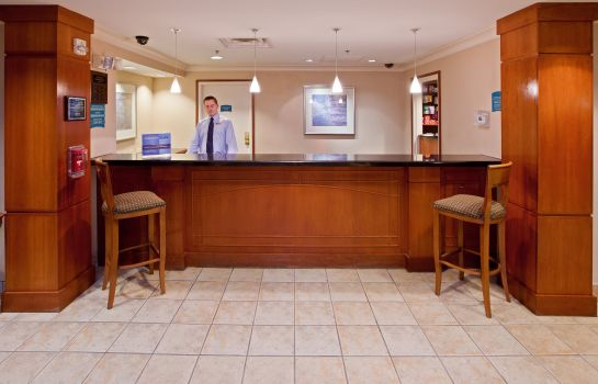 Hotelhalle Staybridge Suites INDIANAPOLIS-FISHERS