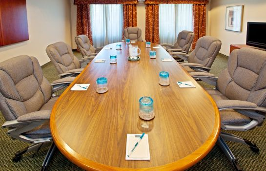 Conference room Staybridge Suites INDIANAPOLIS-FISHERS