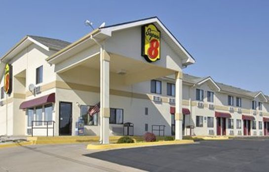 Buitenaanzicht AMERICAS BEST VALUE INN Harrisonville