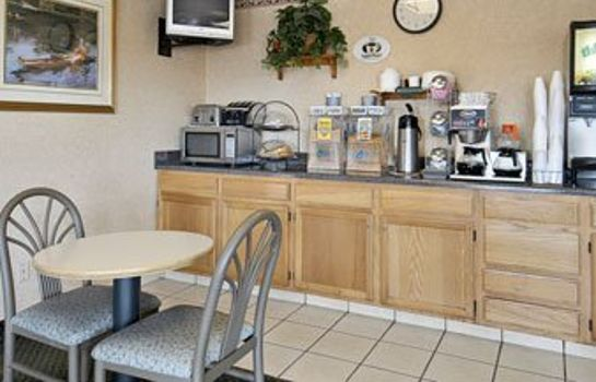 Außenansicht AMERICAS BEST VALUE INN Harrisonville