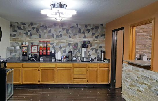 Restaurant AMERICAS BEST VALUE INN Harrisonville