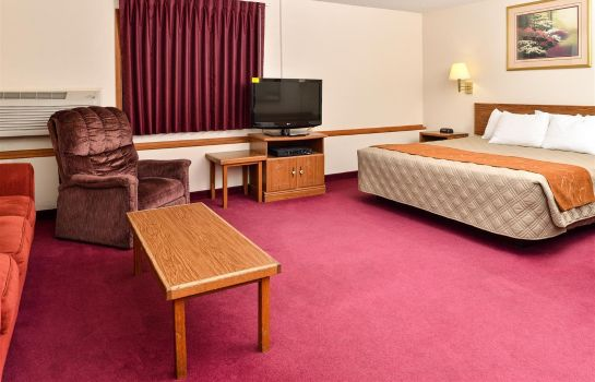 Suite AMERICAS BEST VALUE INN Harrisonville