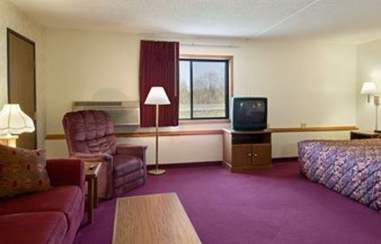Zimmer AMERICAS BEST VALUE INN Harrisonville