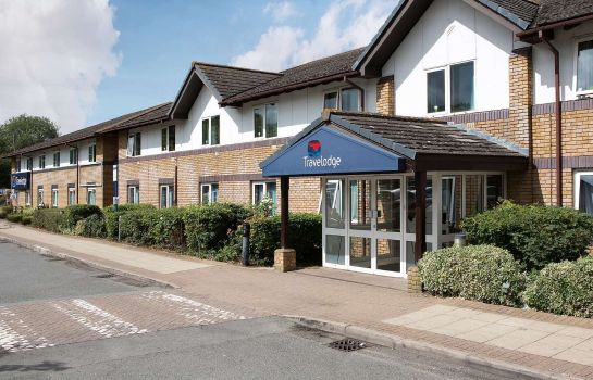 Exterior view TRAVELODGE BICESTER CHERWELL VALLEY M40