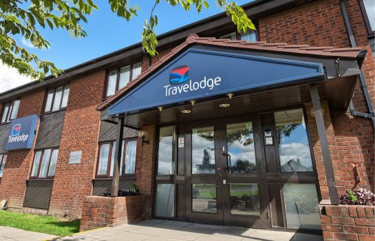 Exterior view TRAVELODGE PETERBOROUGH ALWALTON