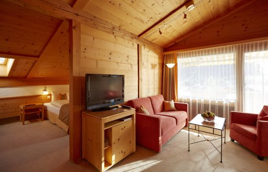 Chambre triple Gstaaderhof