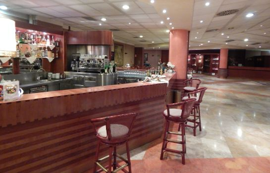 Bar del hotel Green Park Bologna Hotel and Congressi
