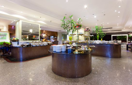 Restaurant Hotel Windsor Suites & Convention Bangkok