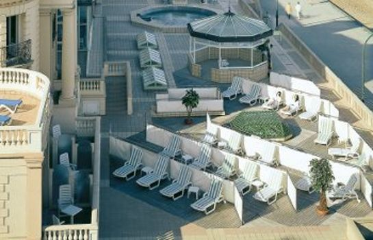 Grand Hotel Des Thermes Saint Malo Grande Plage Du Sillon In Saint