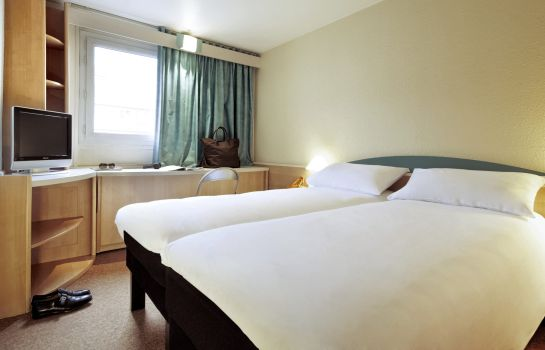 chambre standard ibis Barcelona Montmelo Granollers