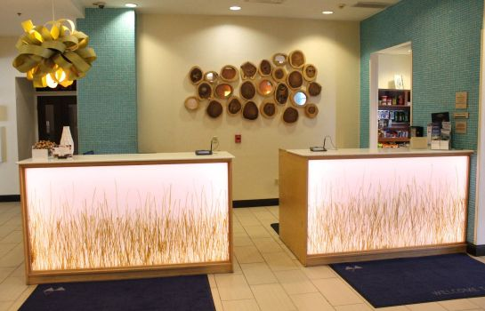 Lobby SpringHill Suites Pittsburgh North Shore