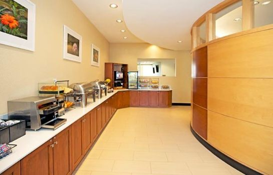 Restauracja SpringHill Suites Pittsburgh North Shore