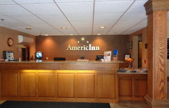 Lobby AmericInn Green Bay West