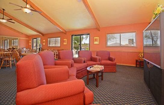 Hotelhalle Quality Inn Wickenburg