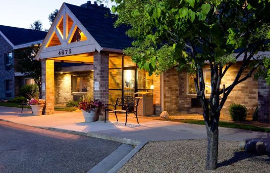 Vue extérieure AmericInn Lodge and Suites White Bear Lake St. Paul