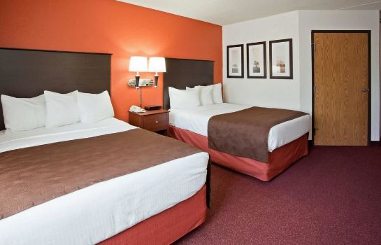 chambre standard AmericInn Lodge and Suites White Bear Lake St. Paul