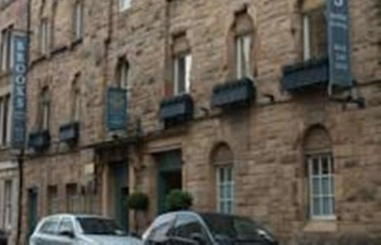 Exterior view Brooks Hotel Edinburgh