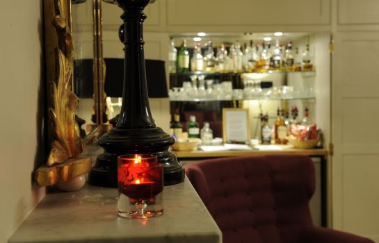 Hotel bar Brooks Hotel Edinburgh