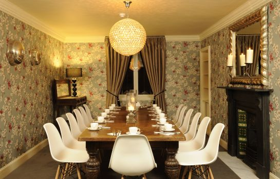 Restaurante Brooks Hotel Edinburgh