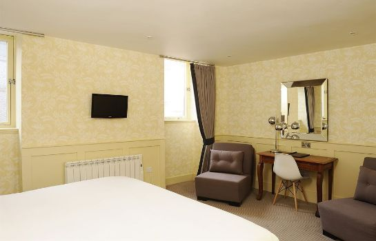 Triple room Brooks Hotel Edinburgh