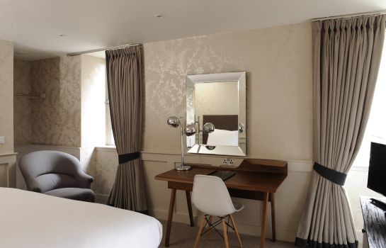 Habitación doble (estándar) Brooks Hotel Edinburgh