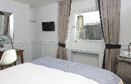 Double room (standard) Brooks Hotel Edinburgh