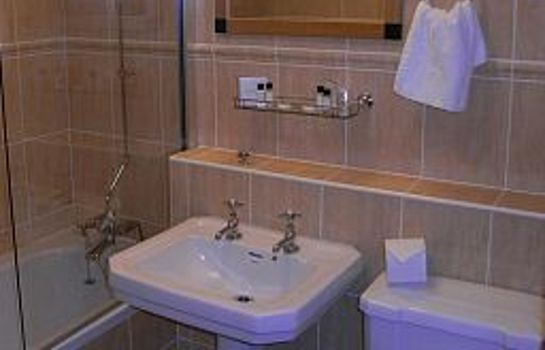 Bagno in camera Best Western Sheffield City Centre Cutlers Hotel