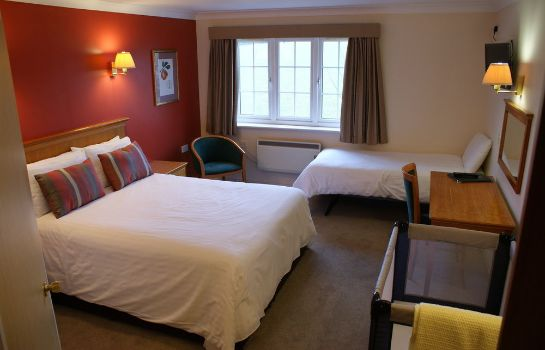 chambre standard New Forest Lodge