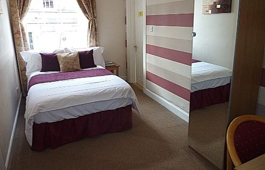 chambre standard The Broughton City Centre Hotel