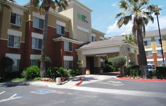 Vista exterior Extended Stay America San Carl