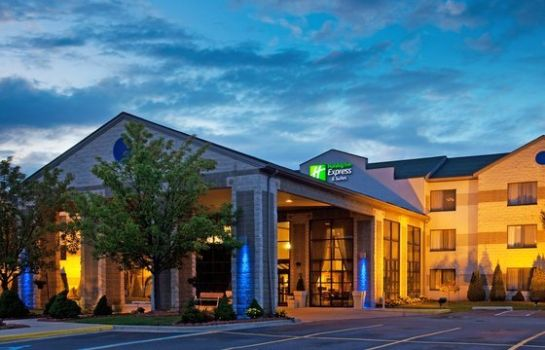 Außenansicht Holiday Inn Express & Suites GRAND RAPIDS AIRPORT