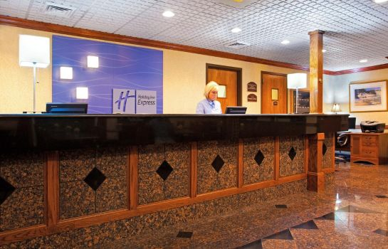 Lobby Holiday Inn Express & Suites GRAND RAPIDS AIRPORT