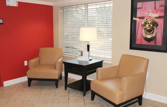 Hotelhalle Extended Stay America Las Vegas Midtown