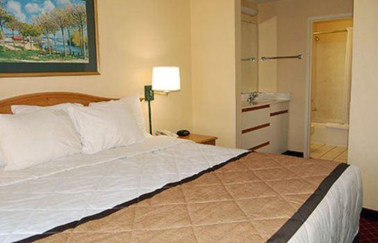 Zimmer Extended Stay America Las Vegas Midtown