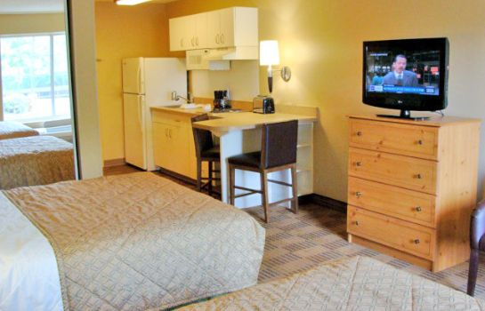Chambre Extended Stay America East Rut