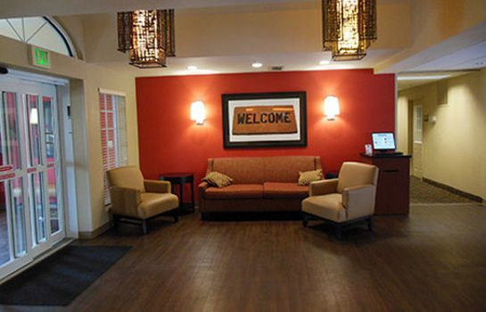Hotelhalle Extended Stay America Secaucus New York City Area