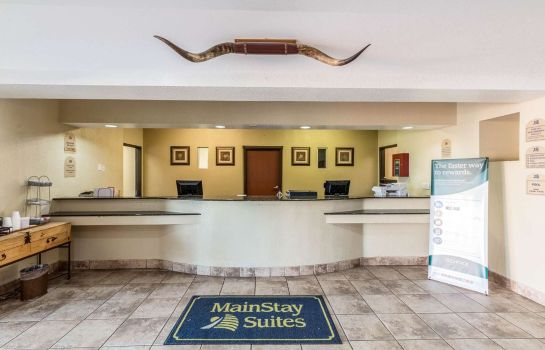 Hol hotelowy MainStay Suites By Ft. Sam Houston