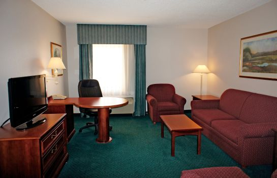 Suite La Quinta Inn and Suites Brunswick