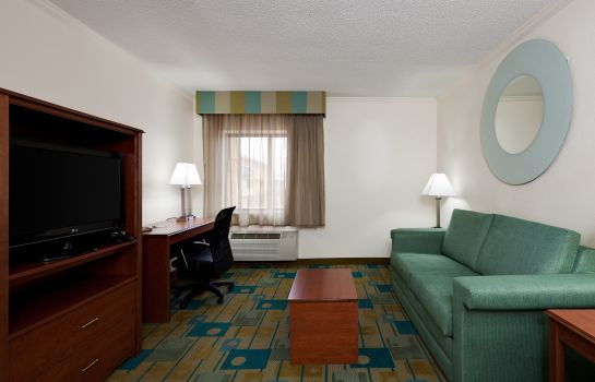 Suite La Quinta Inn Chicago Willowbrook
