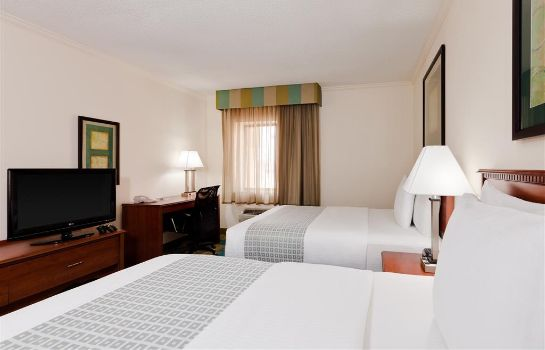 Zimmer La Quinta Inn Chicago Willowbrook