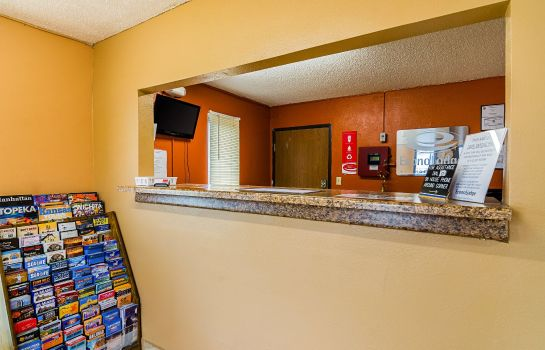 Hotelhal Econo Lodge Hutchinson